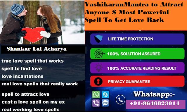 vashikaran specialist astrologer – Most powerful love spells for